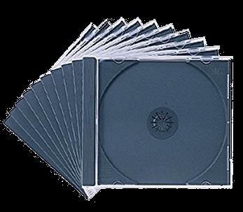 破損したCDケースのCD買取