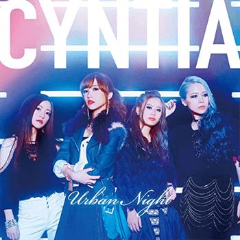 Urban Night(DVD付) Cyntia