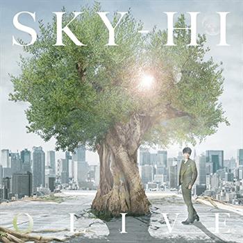 OLIVE(DVD付)(Live盤) SKY-HI
