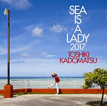 SEA IS A LADY 2017(初回生産限定盤) 角松敏生