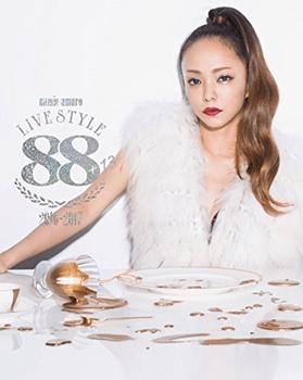 namie amuro LIVE STYLE 2016-2017 安室奈美恵