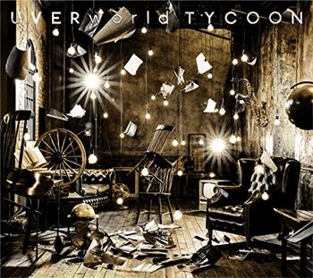 TYCOON(初回生産限定盤) UVERworld