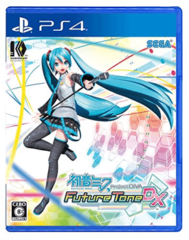 初音ミク Project DIVA Future Tone DX PS4