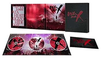 WE ARE X DVD スペシャル・エディション X JAPAN