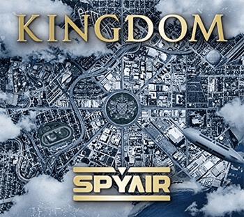 KINGDOM(初回生産限定盤A) SPYAIR