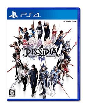 ディシディア ファイナルファンタジー NT PS4