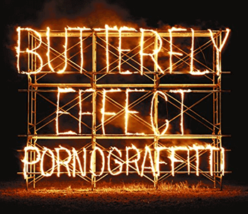 BUTTERFLY EFFECT(初回生産限定盤) ポルノグラフィティ