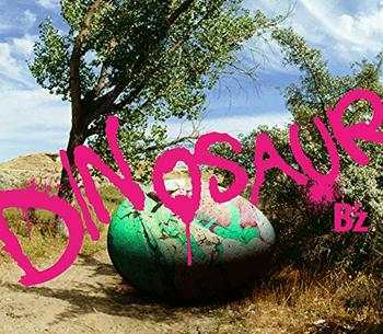 DINOSAUR (初回限定盤)(Blu-ray付) B'z