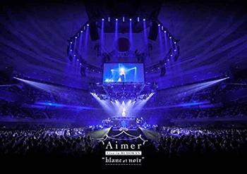 """Aimer Live in 武道館 """"blanc et noir""""(初回生産限定盤)"""