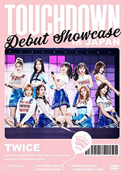 "TWICE DEBUT SHOWCASE ""Touchdown in JAPAN"""