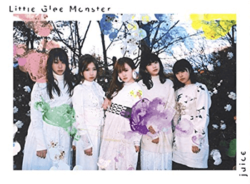 juice(初回生産限定盤) Little Glee Monster