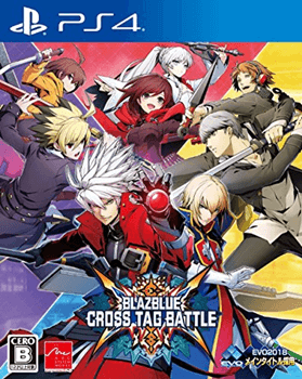BLAZBLUE CROSS TAG BATTLE PS4の画像