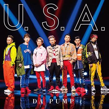 U.S.A.(CD+DVD)(初回生産限定盤A) DA PUMP