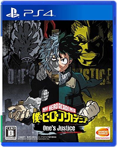 僕のヒーローアカデミア One's Justice PS4の画像