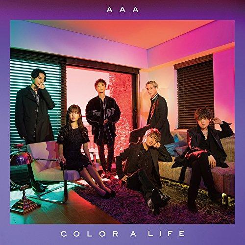 COLOR A LIFE(AL+DVD)(スマプラ対応) AAAの画像