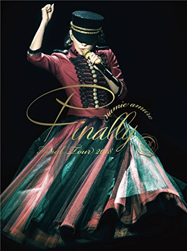 namie amuro Final Tour 2018 ~Finally~(初回) 安室奈美恵