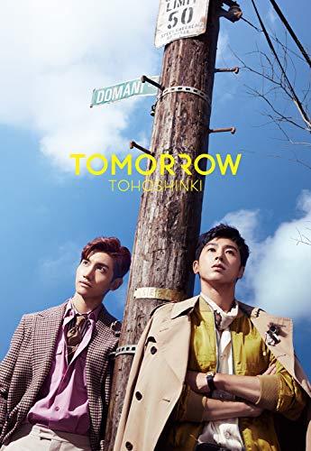 TOMORROW(AL+DVD)(初回生産限定盤) 東方神起