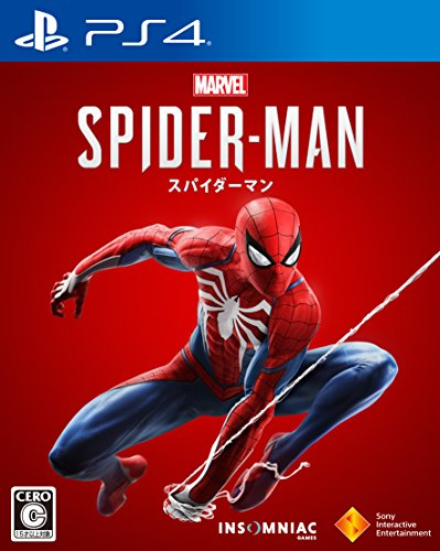 Marvel's Spider-Man PS4の画像