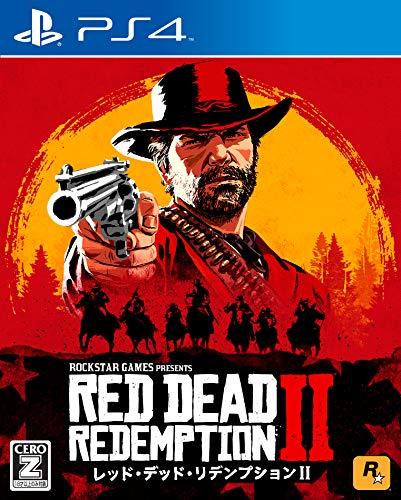 レッド・デッド・リデンプション2 PS4の画像