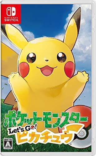 ポケットモンスター Let's Go! ピカチュウ- Switchの画像