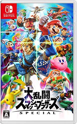 大乱闘スマッシュブラザーズ SPECIAL Switchの画像