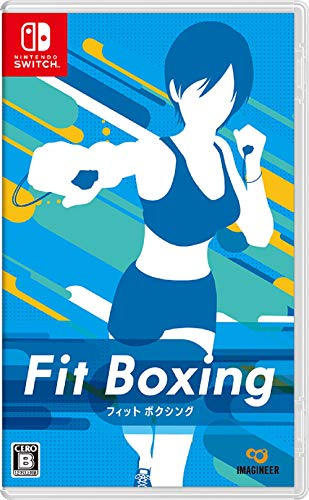 Fit Boxing (フィットボクシング) Switch