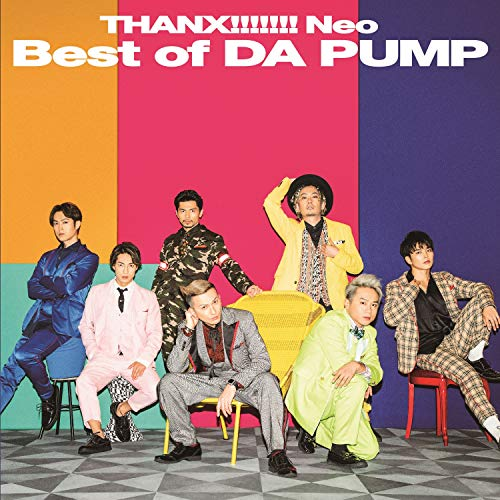 THANX!!!!!!! Neo Best of DA PUMPの画像