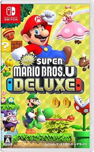 New スーパーマリオブラザーズ U デラックス Switchの画像